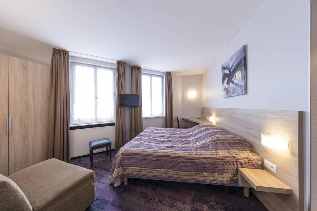 Chambre double Hôtel Vendôme
