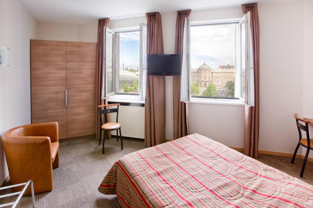 Chambre simple Hôtel Vendôme