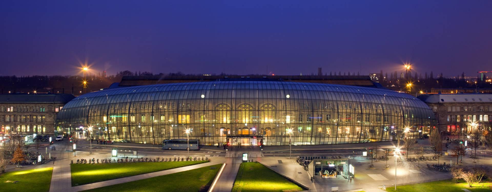 Gare SNCF de Strasbourg